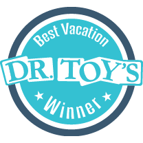 Dr. Toys' Best Vacation Winner